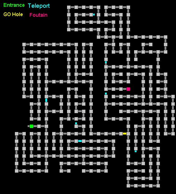 Maps | Bear's BBS